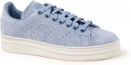 3071b9c1b6a Adidas originals Stan Smith New Bold suède sneakers paars online kopen