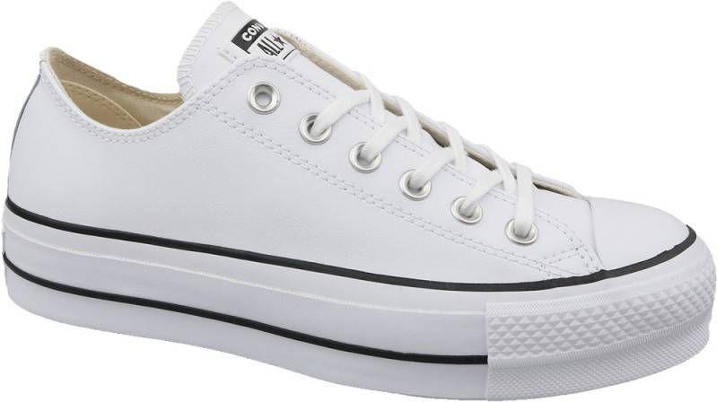 Wonderlijk Witte Lage Geklede Sneakers Converse Chuck Taylor All Stars MV-66
