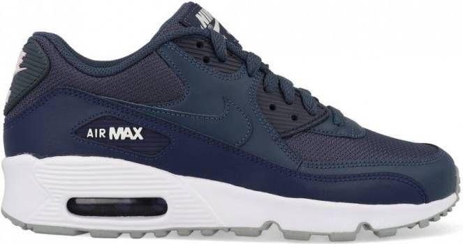 Nike Air Max 90 GS 833418 409 Blauw 36 maat 36