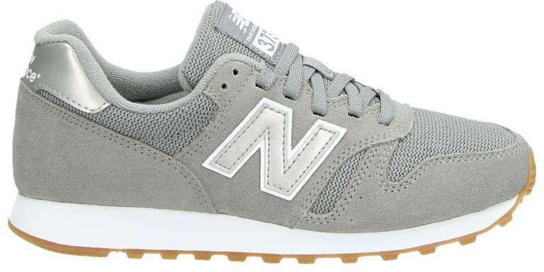 New Balance 373 lage sneakers grijs