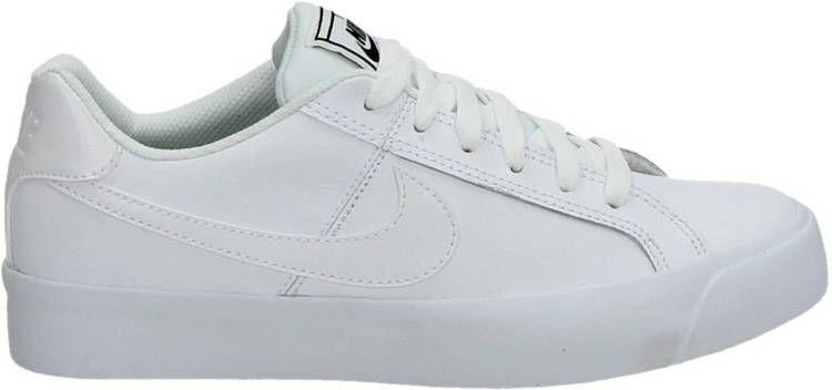 Beste Nike Court Royale lage sneakers wit - Damesschoenen.nl SZ-62