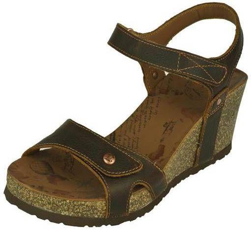 Panama Jack Julia B17 (Bruin) voor dames Schoenen kopen
