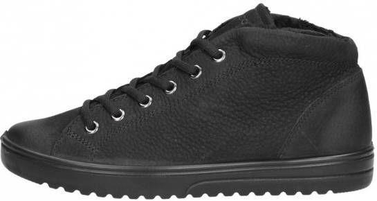 Ecco Fara lage sneakers zwart
