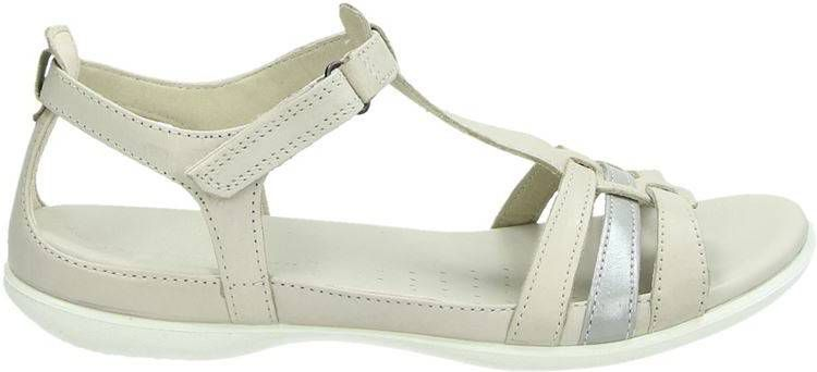 Ecco Flash sandalen beige Damesschoenen.nl