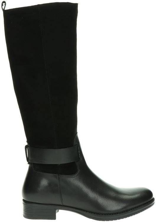 JJ Footwear Anston XSS Hoge laarzen voor dames Zwart