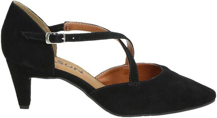 Zwarte Nelson Damesschoenen kopen? Vergelijk op Damesschoenen.nl