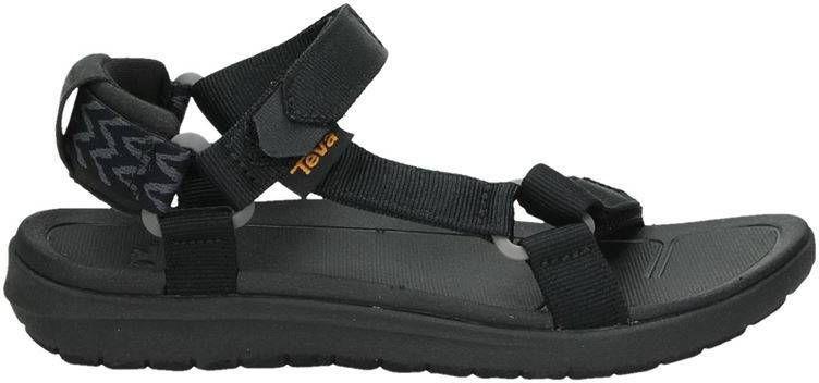 Teva W Sanborn Universal sandalen zwart