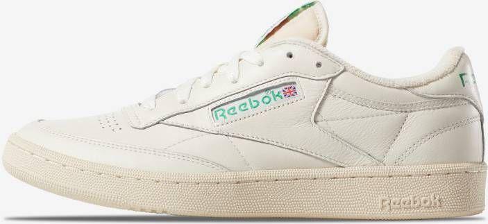 Reebok Club C Sneakers in krijtkleur-Wit online kopen