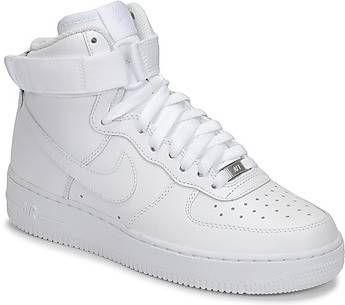 premium selection 8e845 9a506 Nike Air Force 1 High 08 LE Damesschoen Wit online kopen