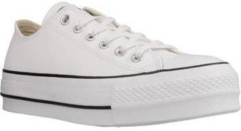 Onwijs Witte Lage Geklede Sneakers Converse Chuck Taylor All Stars GO-66