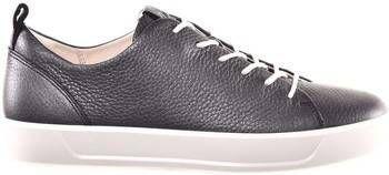 Ecco Wayfly lage sneakers zwart Damesschoenen.nl