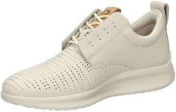 Ecco Aquet suède sneakers grijs