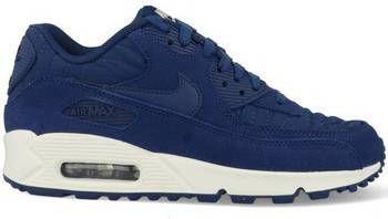 Nike Air Max 1 Premium AA0512 004 Wit Blauw 44.5 maat 44.5