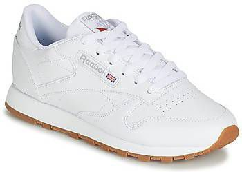 Reebok Classic Leather Dames Wit Dames