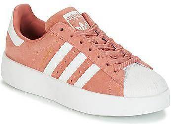 a1839639ff8 Adidas Originals Superstar CG5464 Wit Paars-37 1/3 maat 37 1/3 ...