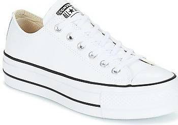 Verbazingwekkend Witte Lage Geklede Sneakers Converse Chuck Taylor All Stars WJ-79