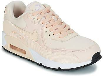 Lage Sneakers Nike AIR MAX 90 LEATHER Damesschoenen.nl