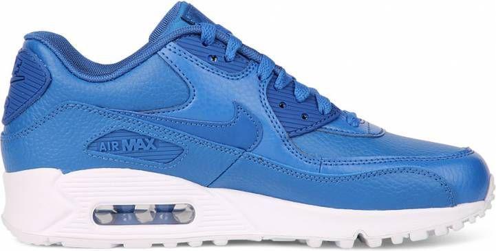 Nike Air Max 90 GS 833418 409 Blauw 38 maat 38