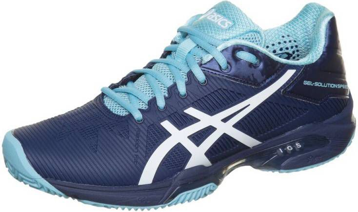 Tennisschoenen Asics Gelsolution Speed 3 Clay Womens 1993