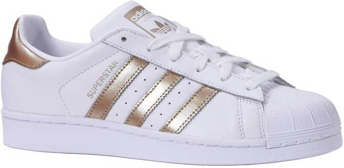 Adidas Originals Superstar Dames Wit Dames