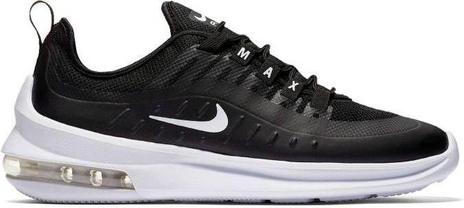 NIKE Air max axis sneakers zwart/wit dames