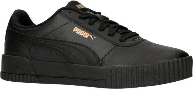 Puma Carina L Sneaker Dames Zwart