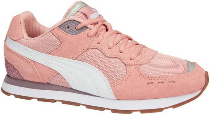 Puma Vista sneakers roze/wit
