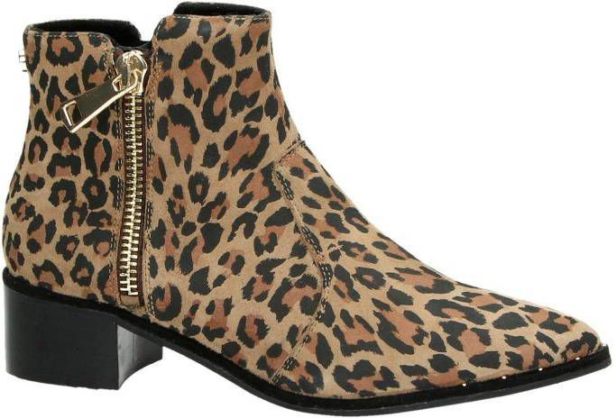 Panterprint laarzen online kopen | Fashionchick.nl